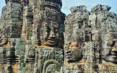 Angkor: A place to discover