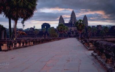The Magic of Angkor Wat: Cambodia's Prize Jewel